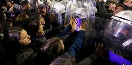 Dzień kobiet w Turcji. Policja użyła gazu