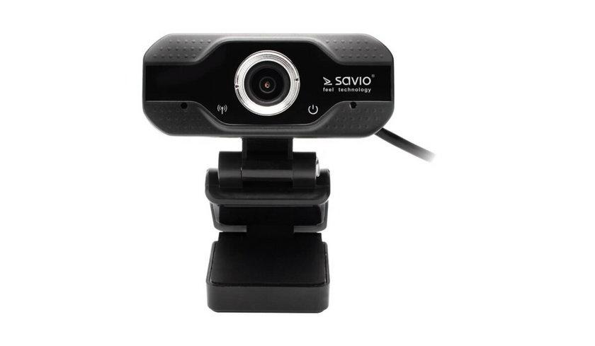 Kamera internetowa SAVIO FullHD Webcam CAK-01