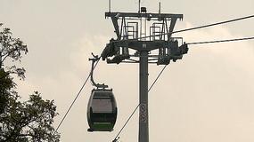 Kolej linowa zamiast tramwajów w Katowicach?