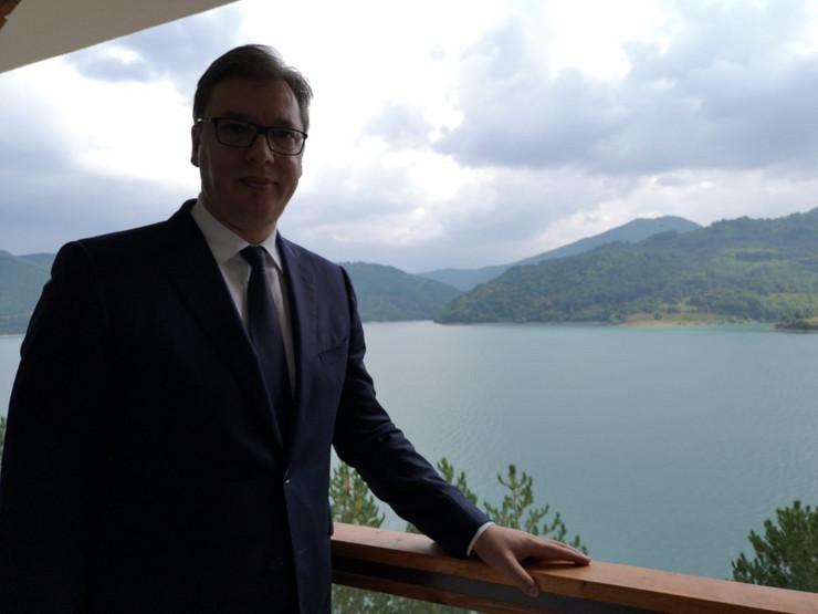 Gazivode Vučić