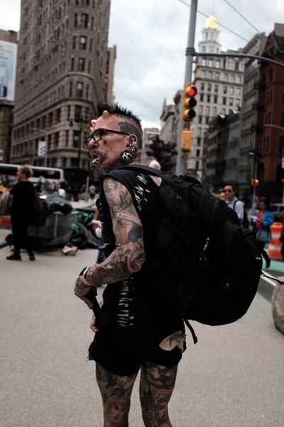 Nowojorczycy na zdjęciach Martyny Mierzejewskiej
