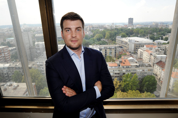 Miloš Vulović, gradski sekretar za urbanizam