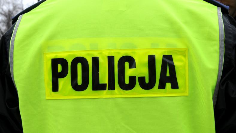 Policja: w mieście trwa akcja poszukiwawcza