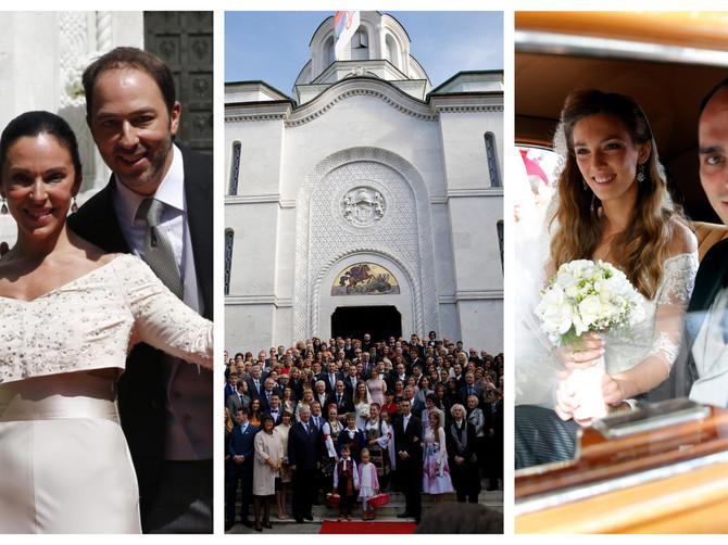 Od Aleksandra do Dušana: Sva simbolika kraljevskih venčanja