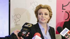 Gorzowska prokuratura umorzyła zarzut wobec H. Zdanowskiej dotyczący spłaty kredytu