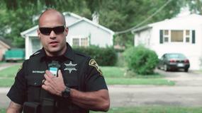 Osobiste kamery policjantów będą poszukiwać zaginionych