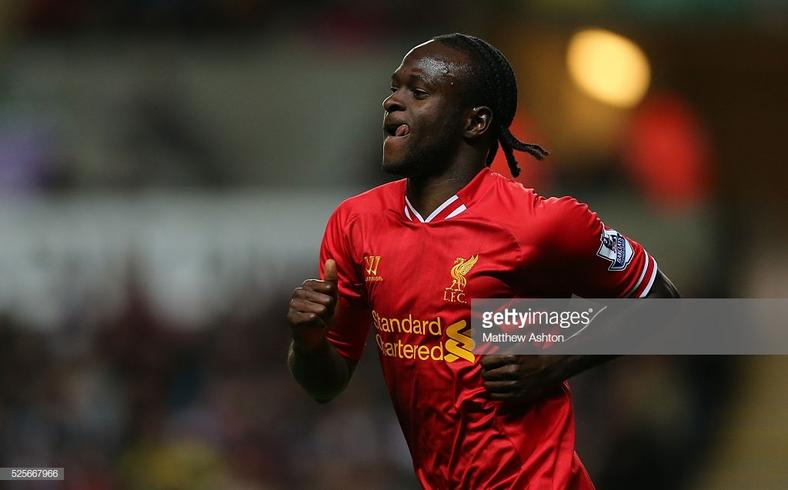 Victor Moses' first loan move away from Chelsea was to Liverpool in 2013 (AMA/Corbis via Getty Images)