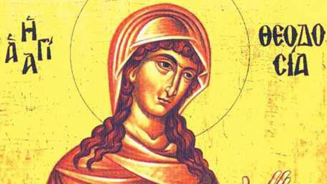 Sveta Teodosija