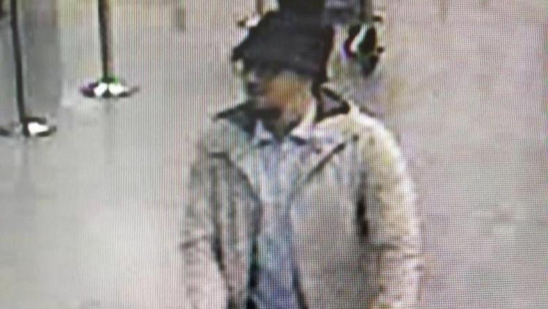 Mężczyzna podejrzewany o udział w zamachach na lotnisku w Brukseli
