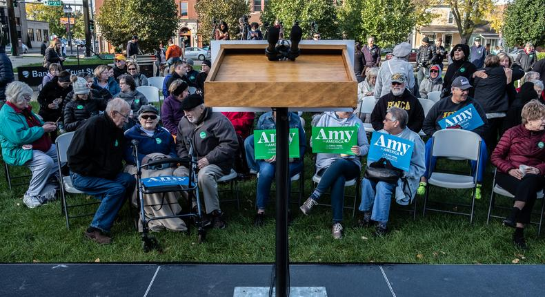 Amy Klobuchar on Plans vs. Pipe Dreams