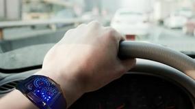 Zegarek jak deska rozdzielcza samochodu
