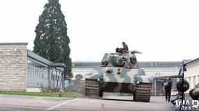 War Thunder - uruchomili Tygrysa II. Tak brzmi potężny silnik