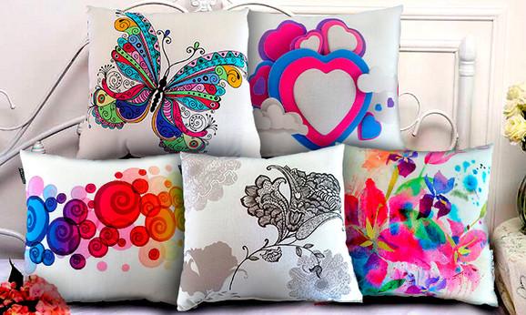 Raznobojni jastuci