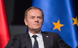 Tusk: Z tego powodu starałem się zaalarmować Polaków
