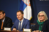 Siniša Mali, Jorgovanka Tabaković i MMF