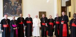 Tajna narada w Watykanie. Papież wezwał kardynałów