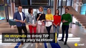 """Anna Popek: nie jestem """"twarzą telewizji Kurskiego"""""""
