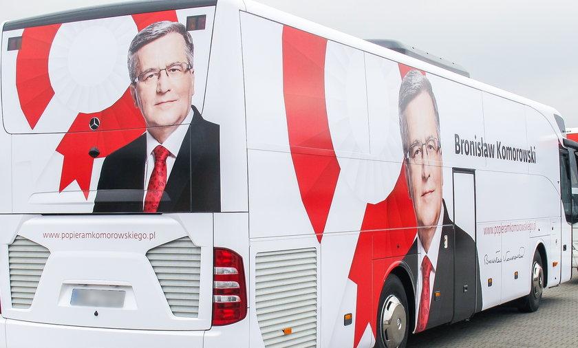 Tym kandydaci ruszą w Polskę