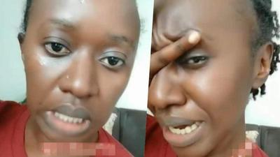 """""""I want to marry, don't want to be feminist anymore"""" - Lady says she's seen the truth (video)"""