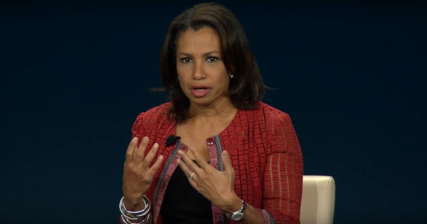 Edith Cooper, szefowa ds. zarządzania kapitałem ludzkim w Goldman Sachs