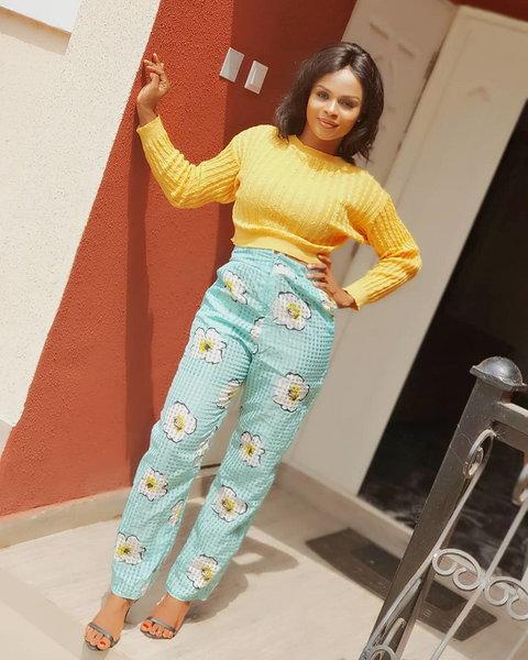 Born in the ancient city of Kano, Juliet Njemanze got her Nollywood break when she starred in Obi Emelonye's movie, 'Calabash.' [Instagram/JulietNjemanze[