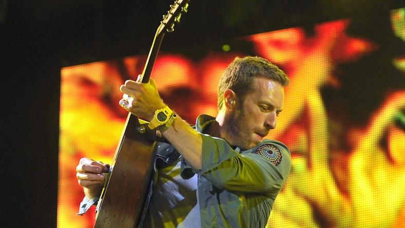 Coldplay zagra na Stadionie Narodowym