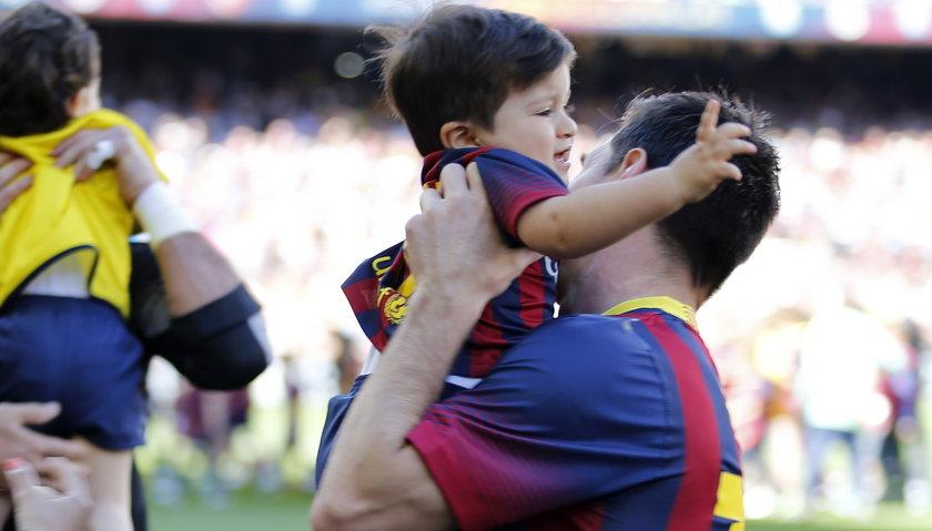 Poznaliśmy płeć drugiego dziecka Lionela Messiego!
