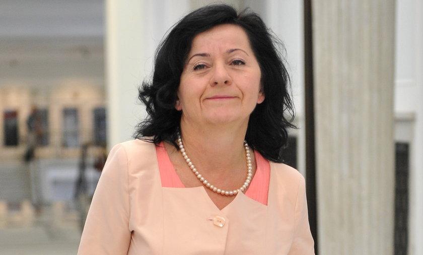 Posłanka PiS przyłapana na kłamstwie