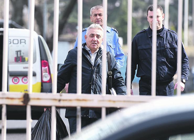 Ovo su ČETIRI GLAVNA DOKAZA protiv Simonovića, a najjači udarac zadao mu je jedan POLICAJAC
