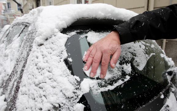 'Snežni' saveti za vozače
