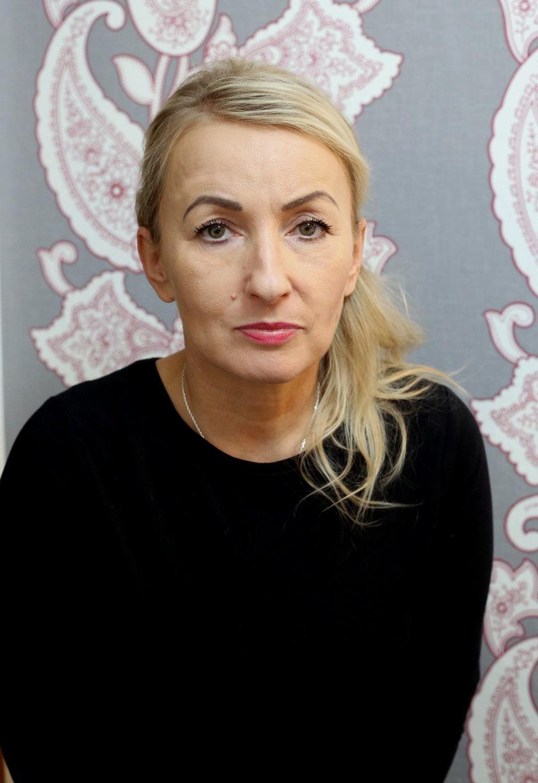 Iwona Główczyńska, mama Iwony Wieczorek