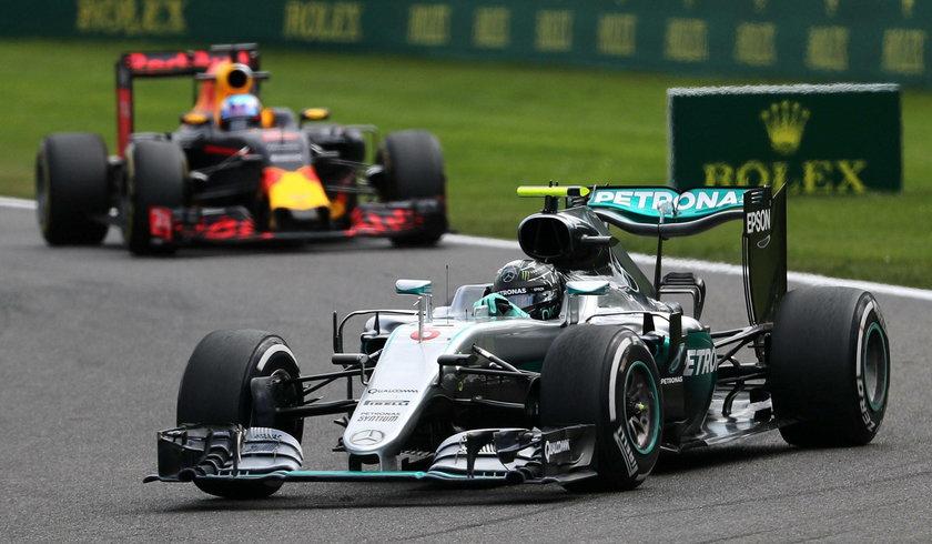 Niemiecki kierowca zwyciężył w GP Belgii