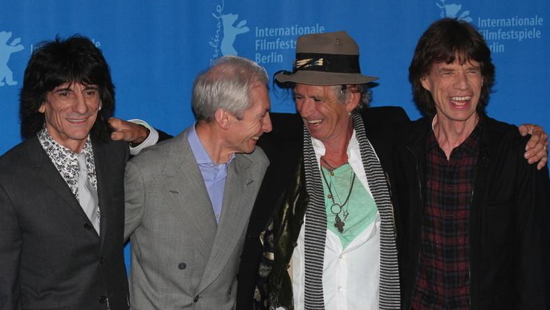 Panowie z The Rolling Stones przypminają pewne dziewczyny