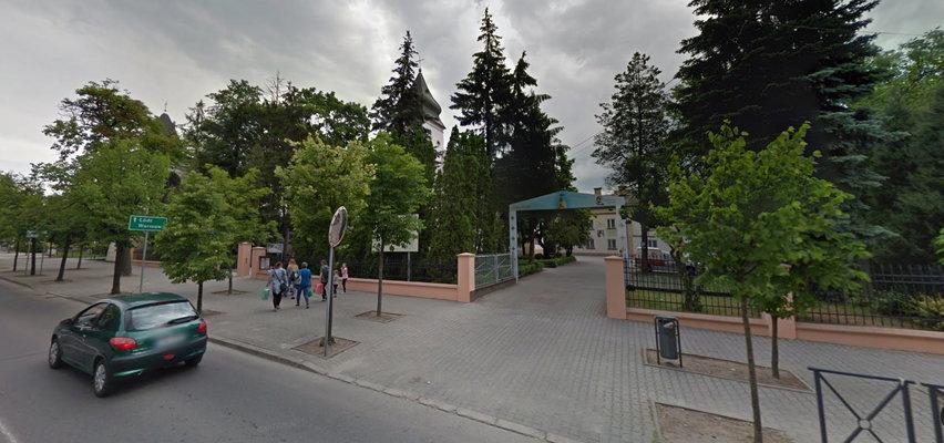 Pijana 40-latka wtargnęła na mszę w Bełchatowie. Wyrywała tacę z datkami, przeszkadzała organiście
