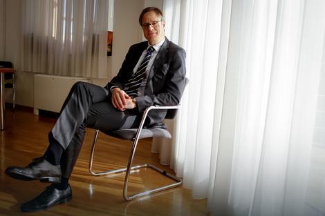 Aksel Ditman, nemački ambasador