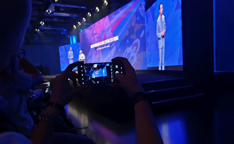 Zdjęcie zrobione Samsungiem Galaxy Note 9