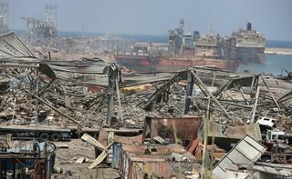 Liban: Liczba ofiar śmiertelnych eksplozji w Bejrusie wzrosła do 190