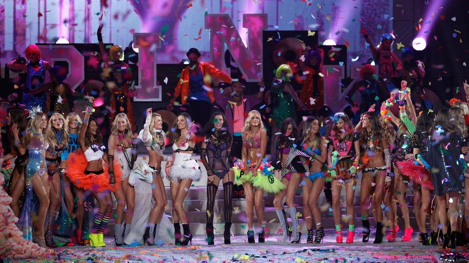 To koniec ery aniołków Victoria's Secret