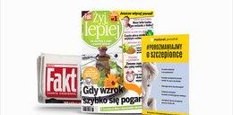 """Magazyn """"Żyj lepiej. Jak dziś dbać o siebie i bliskich"""" w nowej odsłonie!"""