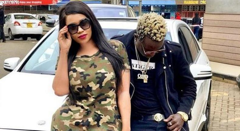 Umejiingiza kwa child labour – Fans react as Willy Paul hangs out with Vera Sidika