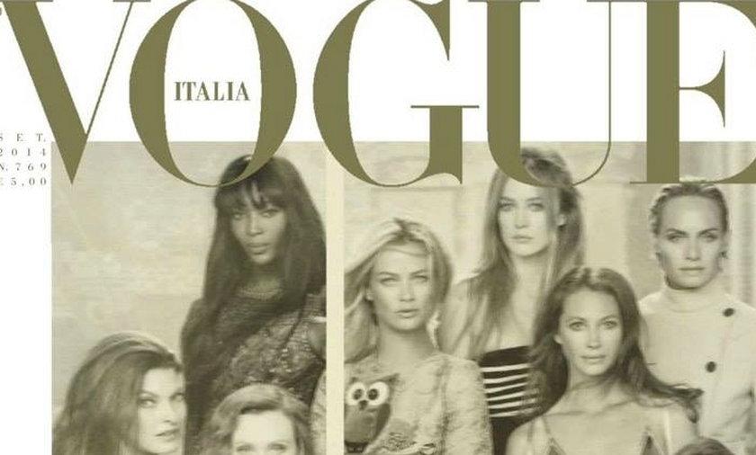50. urodziny Vogue Italia