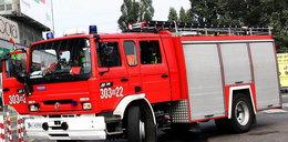 Wybuch gazu w Kętrzynie. 6 osób rannych
