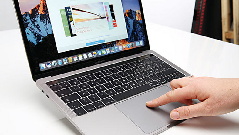 Test laptopa Apple MacBook Pro Retina 13''