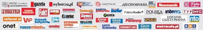 Logotypy redakcji