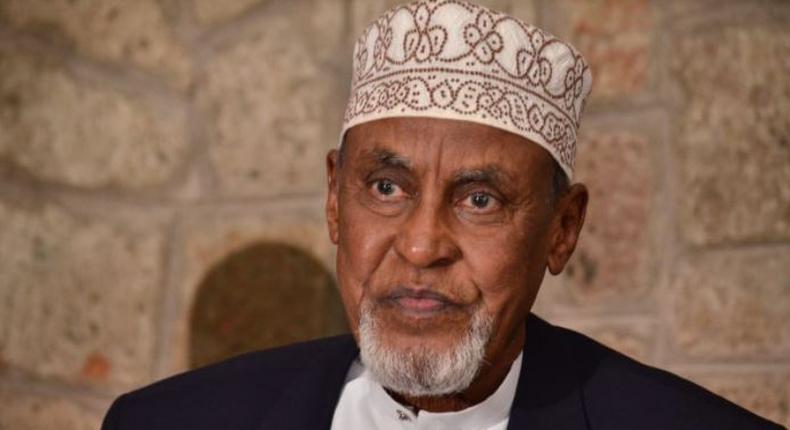Garissa Senator Yusuf Haji is dead