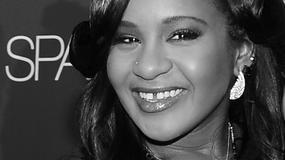 Nie żyje Bobbi Kristina Brown, córka Whitney Houston