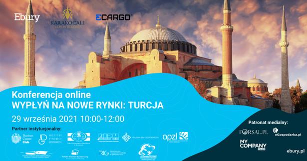"""""""Wypłyń na nowe rynki: Turcja"""" – Konferencja Ebury"""