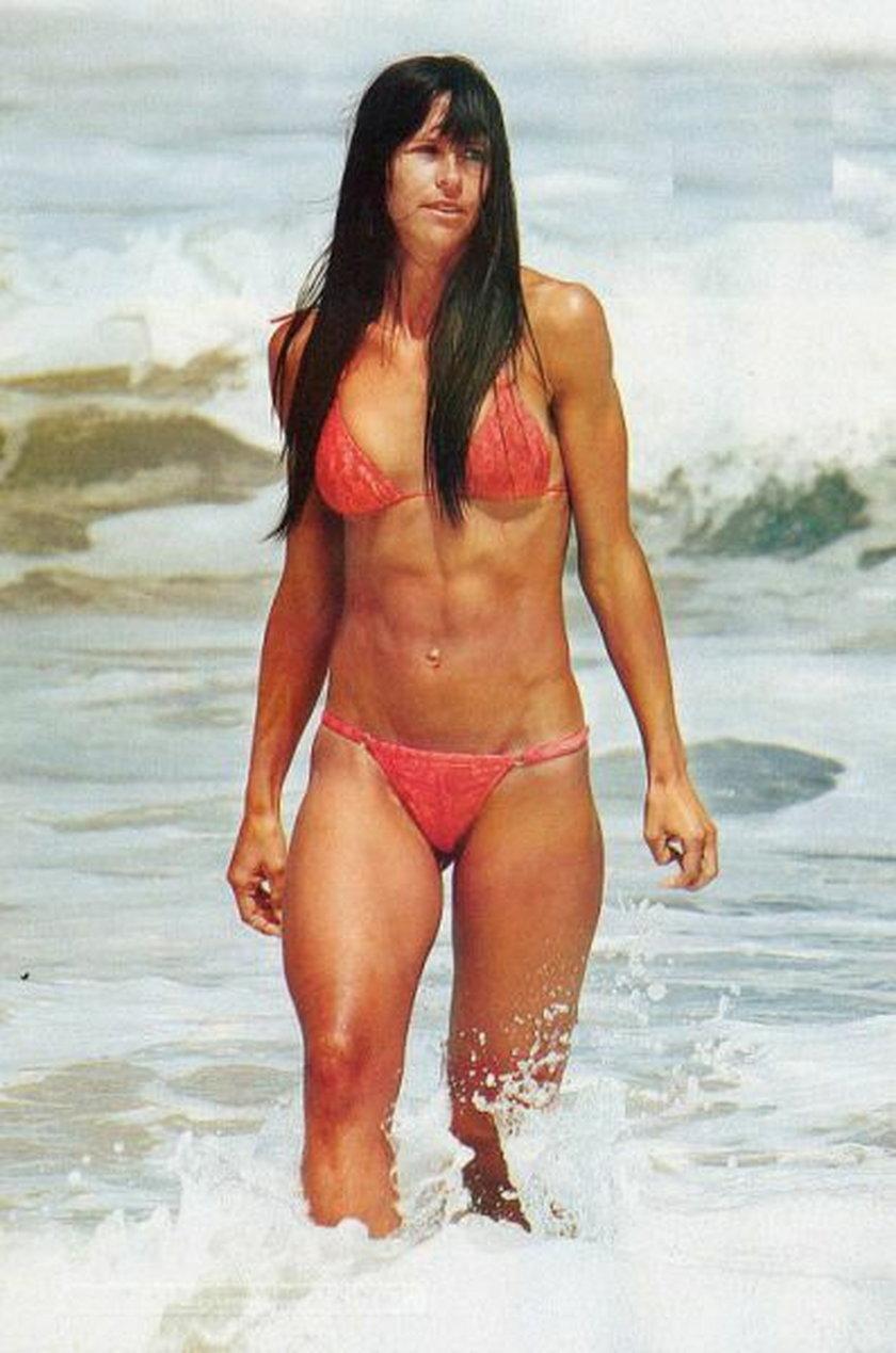 Seksowana Carolina Baldini. To była Diego Simeone!
