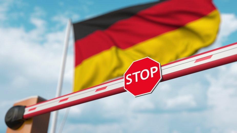 Wraca obowiązkowy test przy wjeździe do Niemiec