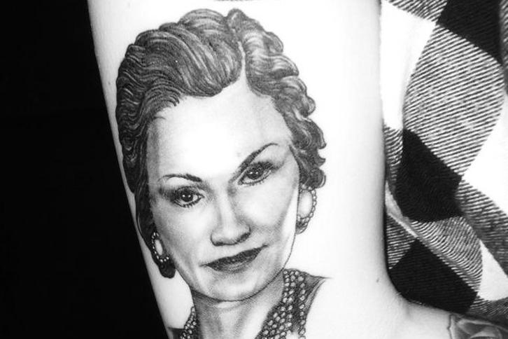 Maja Sablewska Ma Kolejny Tatuaż